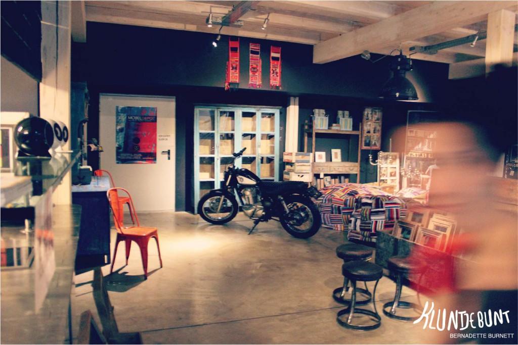 Möbeldepot Wien, Location von Alles Näht, dein DIY und Nähevent von Kluntjebunt und Stoffprinzessin