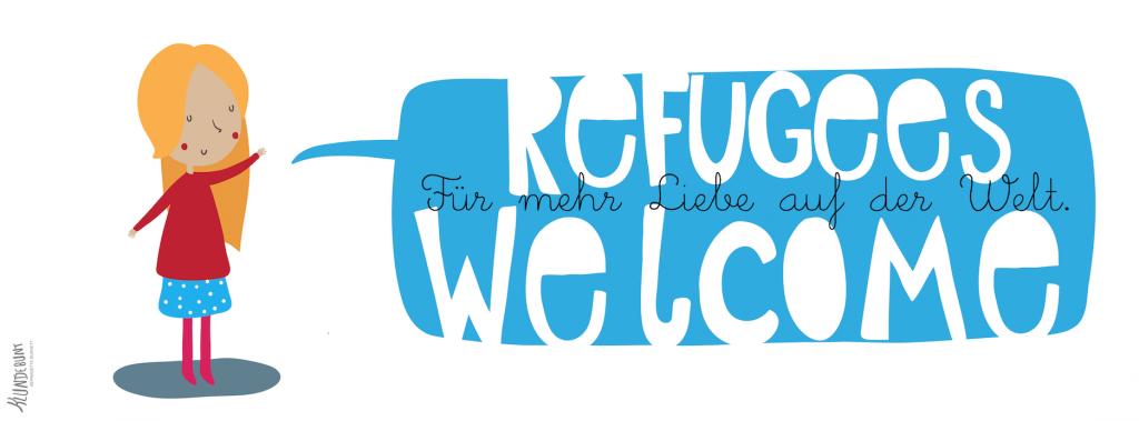 Refugees_Welcome_Facebook_Banner_Kluntjebunt_BernadetteBurnett