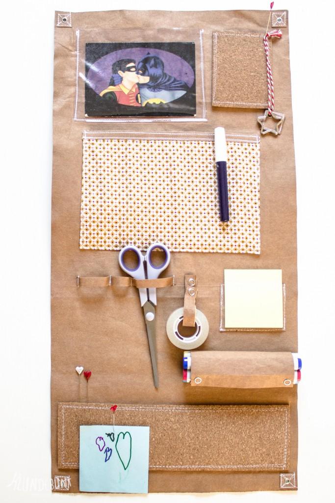 wand utensilo diy aus snappap kluntjebunt. Black Bedroom Furniture Sets. Home Design Ideas