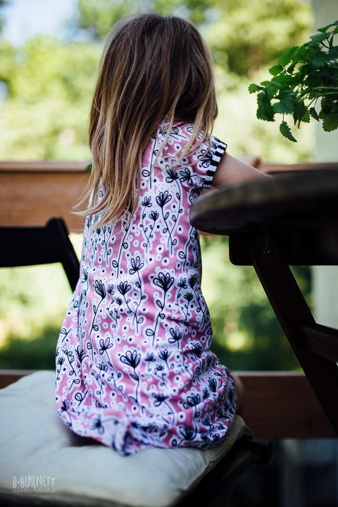 Kinderkleid aus Sommarlov und Sommarlov Kombi
