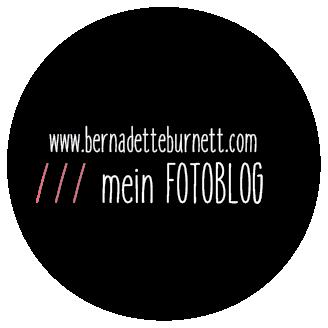 Mein FotoBlog unter www.bernadetteburnett.com